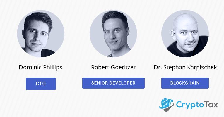 Cryptotax Neue Teammitglieder