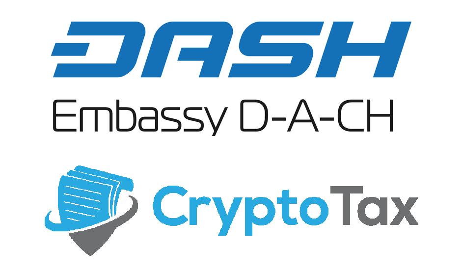 DASH Embassy CryptoTax Partnerschaft 1