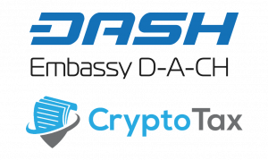 DASH Embassy CryptoTax Partnerschaft
