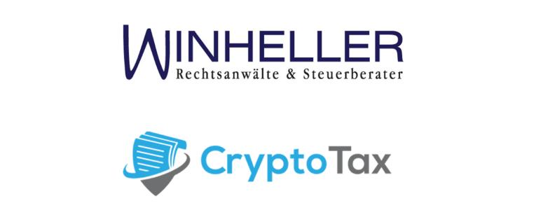 CryptoTax startet Kooperation mit der Kanzlei Winheller