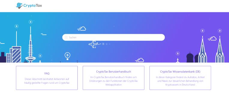 CryptoTax Wiki