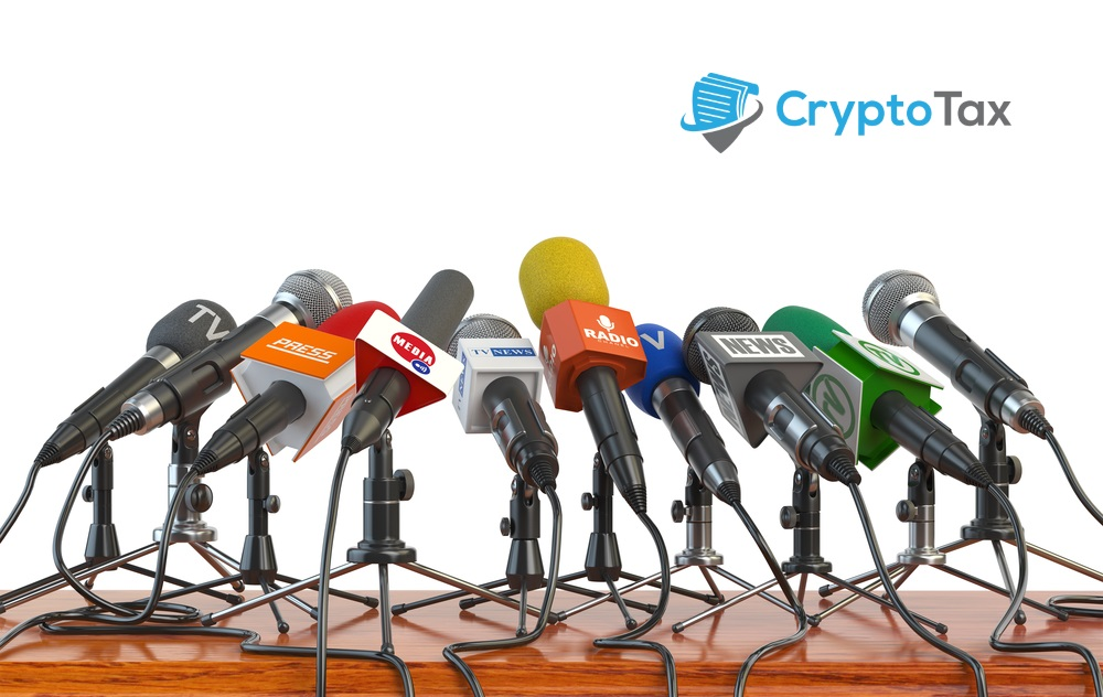 Press Release CryptoTax