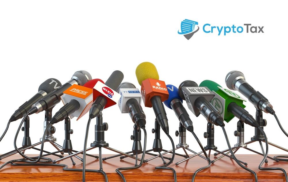 Press Rrelease CryptoTax