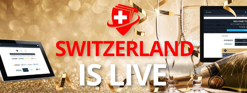 Launch von CryptoTax Schweiz, Bitcoin API Import und neues Reportdesign